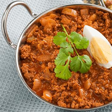 Egg Keema Recipe